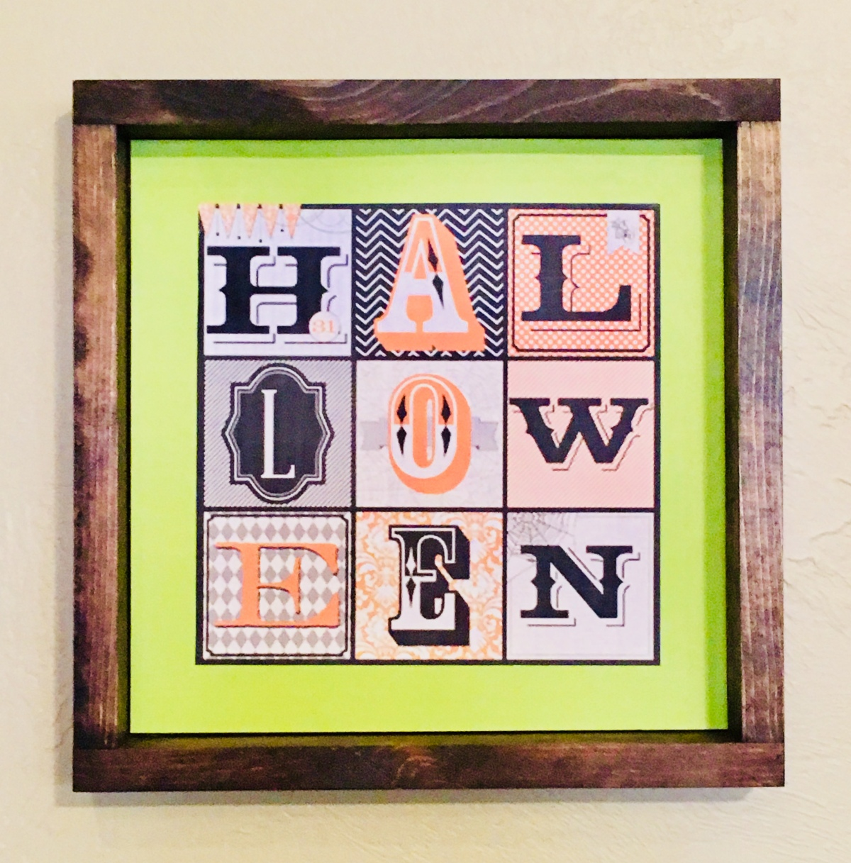 Quick And Easy HalloweenCraft
