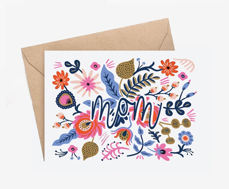Happy Mothers Day Free PrintableCard