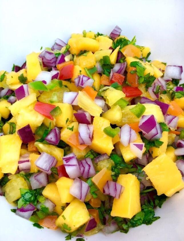 More Mango Salsa